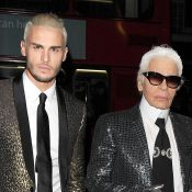 Karl Lagerfeld : Son ex-protégé Baptiste Giabiconi lui consacre un documentaire