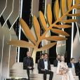 Robin Campillo, Alice Rohrwacher, Yorgos Lanthimos, Kelly Reichardt, Enki Bilal, Alejandro Gonzalez Inarritu, Elle Fanning, Pawel Pawlikowski et Maimouna N'Diaye - Cérémonie d'ouverture du 72ème Festival International du Film de Cannes. Le 14 mai 2019 © Borde-Jacovides-Moreau / Bestimage  Opening ceremony of the 72th Cannes International Film festival. On may 14th 201914/05/2019 -