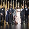 Yorgos Lanthimos, Kelly Reichardt, Javier Bardem, Charlotte Gainsbourg, Elle Fanning, Alejandro Gonzalez Inarritu, Pawel Pawlikowski, Maimouna N'Diaye, Enki Bilal - Cérémonie d'ouverture du 72ème Festival International du Film de Cannes. Le 14 mai 2019 © Borde-Jacovides-Moreau / Bestimage  Opening ceremony of the 72th Cannes International Film festival. On may 14th 201914/05/2019 -