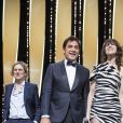 Kelly Reichardt, Javier Bardem, Charlotte Gainsbourg, Elle Fanning - Cérémonie d'ouverture du 72ème Festival International du Film de Cannes. Le 14 mai 2019 © Borde-Jacovides-Moreau / Bestimage  Opening ceremony of the 72th Cannes International Film festival. On may 14th 201914/05/2019 -