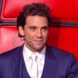"""Mika lors du prime de """"The Voice 8"""" du 18 mai 2019, sur TF1"""