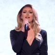 "Leona Winter lors du prime de ""The Voice 8"" le 18 mai 2019, sur TF1"