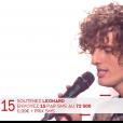 """Leonard lors du prime de """"The Voice 8"""" du 18 mai 2019, sur TF1"""