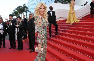Victoria Silvstedt en robe moulante à Cannes : silhouette de rêve à 44 ans !