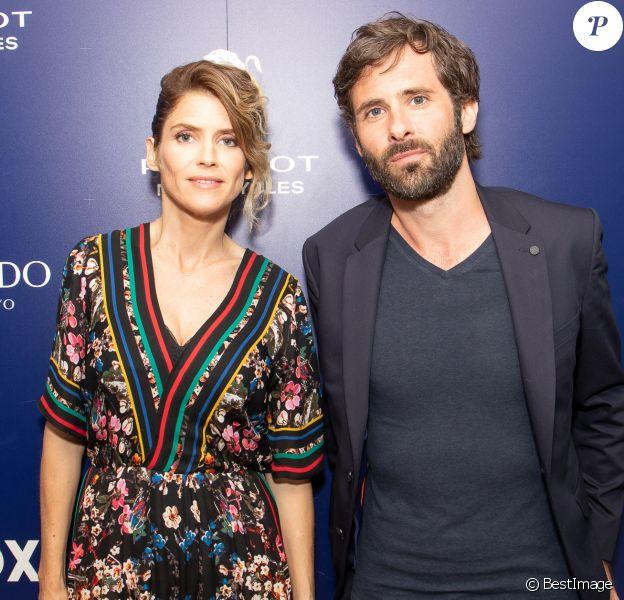 """Exclusif - Alice Taglioni avec son frère Simon Taglioni - 3ème soirée """"Sandra and Co"""" lors du 72ème Festival International du Film de Cannes le 16 mai 2019."""