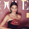 Couverture de Vogue Australie- Juin 2019.