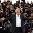 Photocall de la Palme d'or d'honneur à Alain Delon lors du 72ème Festival International du film de Cannes. Le 19 mai 2019 © Jacovides-Moreau / Bestimage