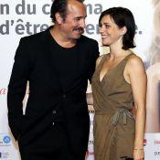 Jean Dujardin : Son amoureuse Nathalie Péchalat le soutient et rayonne à Cannes