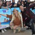 """Jessica Thivenin et Julien Tanti à l'avant-première de la nouvelle saison de l'émission de télé-réalité """"Les Marseillais Asian Tour"""" au cinéma Gaumont Champs-Elysées à Paris, France, le 13 février 2019. © Veeren/Bestimage"""