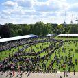 Garden-party royale de Buckingham Palace. Londres, le 21 mai 2019.