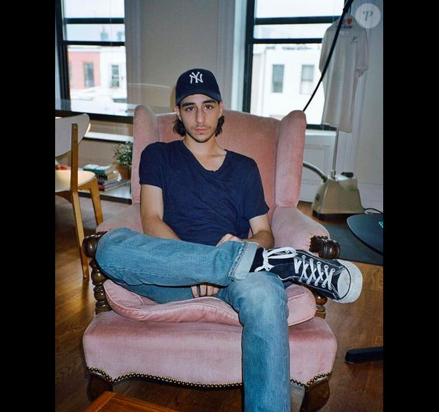 Ben Attal, comédien et futur chef cuisinier sur Instagram.