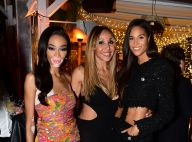 Cathy Guetta chic et sensuelle au Nikki Beach pour un bel anniversaire