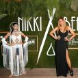 Cathy Guetta - Soirée des 20 ans de Nikki Beach, sur la plage 3.14, à Cannes, le 22 mai 2019.