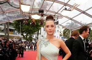 Adèle Exarchopoulos, ventre à l'air et robe fendue: silhouette parfaite à Cannes