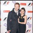 Damian Lewis et sa femme à la soirée GOSH à Londres, hier