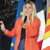 """Sophie Tapie: """"Belle soirée caritative"""" avec Samuel Le Bihan et Grégory Montel"""