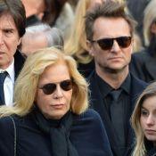 """Héritage de Johnny Hallyday : David """"soulagé"""", Sylvie Vartan pour un apaisement"""