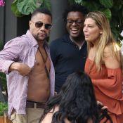 Cuba Gooding Jr. et Claudine de Niro inséparables : friendzone ou love story ?