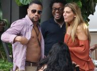 Cuba Gooding Jr. et Claudine de Niro inséparables : friendzone ou love story ?