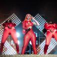 """Cardi B en concert au festival """"Hangout Music Festival"""" à Gulf Shores en Alabama. Le 19 mai 2019"""