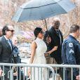 Cardi B arrive au tribunal à New York suite à l'altercation survenue dans une boite de nuit en octobre 2018. New York, le 19 avril 2019.