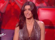 Jenifer (The Voice 8) divine en robe à maxi décolleté : le prix de sa tenue !