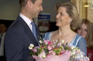 Le Prince Edward et la Princesse Sophie fêtent leurs 10 ans de mariage... mais il manque quelque chose !