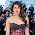 """Priyanka Chopra - Montée des marches du film """"Rocketman"""" lors du 72ème Festival International du Film de Cannes. Le 16 mai 2019 © Borde / Bestimage"""