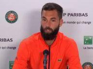 """Benoît Paire, éliminé à Roland-Garros : """"Quand j'aurai une copine..."""""""