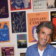 """Eric Lavaine - Exposition d'Albert Koski """"Rock Art"""" à la Galerie Laurent Godin à Paris le 3 juin 2019. © Coadic Guirec/Bestimage"""