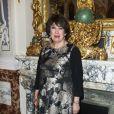 Roselyne Bachelot assiste à la présentation de la nouvelle collection Arthus Bertrand à la Grande Chancellerie de la Légion d'Honneur à Paris, le 3 juin 2019. © Olivier Borde/Bestimage