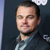 Leonardo DiCaprio soutenu par son père George, au style atypique