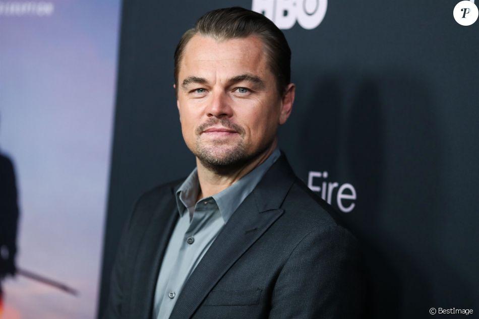 Leonardo DiCaprio à la première du documentaire Ice on Fire au LACMA à Los Angeles, le 5 juin 2019.