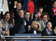 Emmanuel et Brigitte Macron : Déchaînés pour l'équipe de France féminine de foot