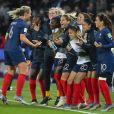 Match d'ouverture de la coupe du monde féminine de football 2019 (Mondial), opposant la France à la Corée du Sud au Parc des Princes. Paris le 7 juin 2019 © Pierre Perusseau / Bestimage