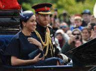 Meghan Markle : Son grand retour, avec Harry et Kate, pour Trooping the Colour
