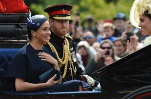 Meghan Markle : Son grand retour, avec Harry et Kate, pour Trooping the Colour