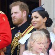 Meghan Markle : Quand le prince Harry la recadre sèchement devant Elizabeth II