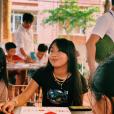 Jade Hallyday en voyage au Vietnam - Instagram, 26 avril 2019