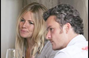 Sienna Miller et Balthazar Getty s'embrassent en Italie... C'est reparti pour un tour ! Ca a jamais dû s'arrêter d'ailleurs...