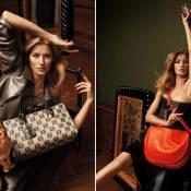 Gisele Bündchen, future maman et toujours sublime, va vous donner envie d'acheter des sacs à main...