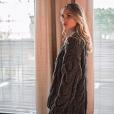 """Anastasiya, sublime candidate des """"Anges"""". Au mois de juin 2019 elle a annoncé la mort de son compagnon Steve."""