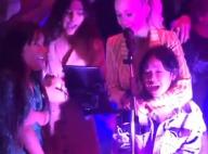 Laeticia Hallyday : Soirée karaoké entre amis, larmes en souvenir de Johnny