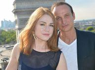 Émilie Dequenne et Michel Ferracci : Tendres amoureux sur les Champs-Élysées