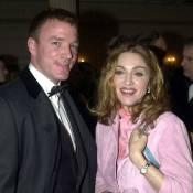 Madonna : pour l'arrivée de Mercy à Londres, son ex-mari Guy Ritchie était à ses côtés !