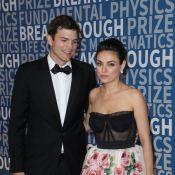 Ashton Kutcher et Mila Kunis démentent leur rupture avec humour
