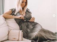 Jessica Thivenin, enceinte et alitée, révèle l'origine de son calvaire...