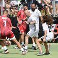 Pascal Obispo lors de la grande finale de la Z5 Cup à Aix-en-Provence, France, 23 juin 2019. © Norbert Scanella/Panoramic/Bestimage