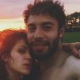 Myra Tyliann et son petit ami Marwan Berreni en Bourgnogne, Instagram, 23 juin 2019