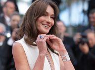 Carla Bruni : Sa tendre vidéo avec sa fille Giulia, façon 30 millions d'amis